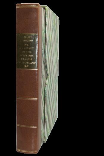 Journey to the Western Islands of Scotland Samuel Johnson